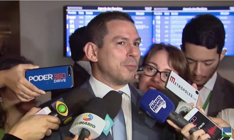 Ramos diz esperar que desculpa de Bolsonaro não seja 'palavra ao vento'