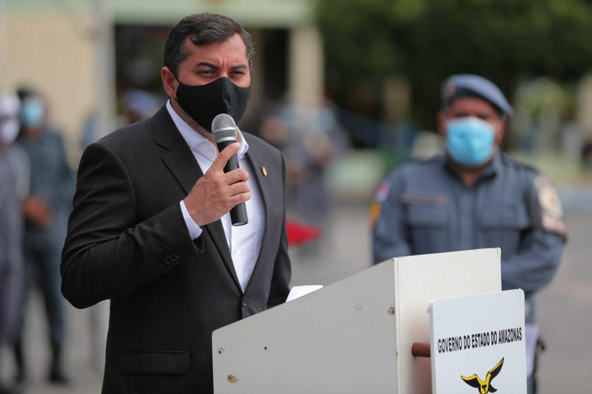 Governo promove 1,3 mil na PM do Amazonas, a maioria de praças