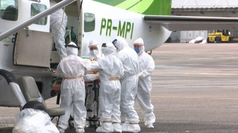 MP-AM pede bloqueio de R$ 800 mil por não remoção de pacientes
