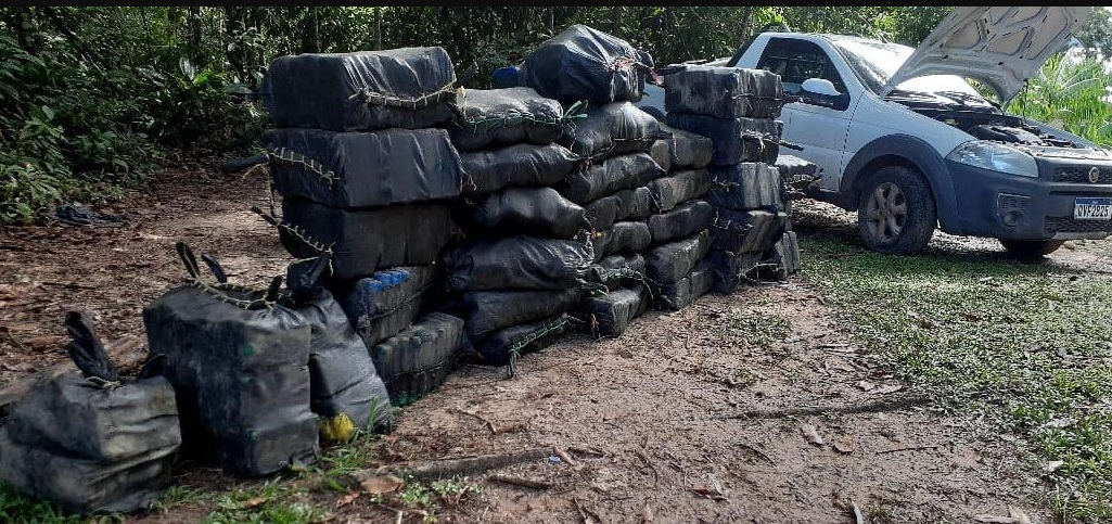 Polícia Civil apreende droga em carros ligados a cearenses presos no Pará