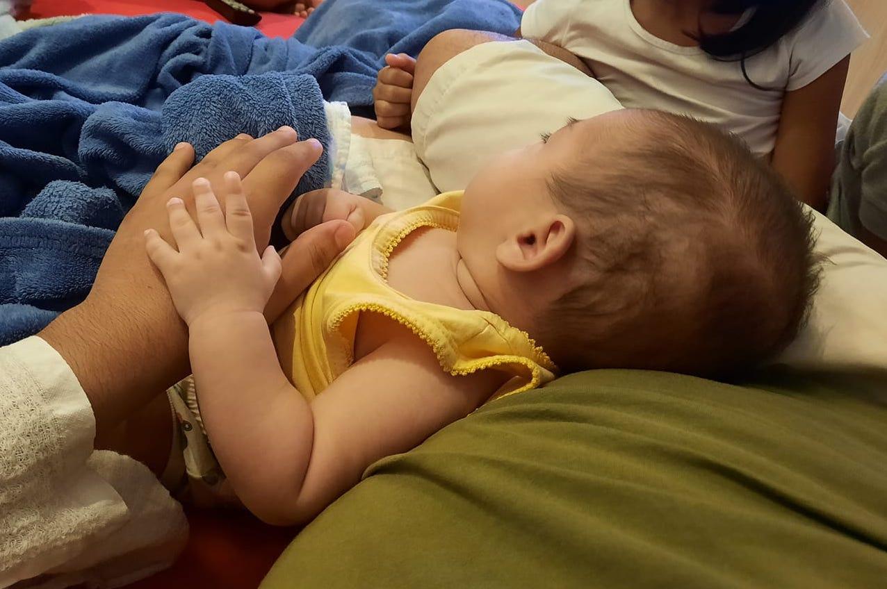 Manaus registra primeira morte de bebê de 3 meses por coronavírus