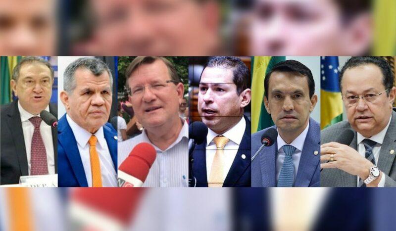 Com 6 votos do AM, Câmara mantém preso deputado Daniel Silveira
