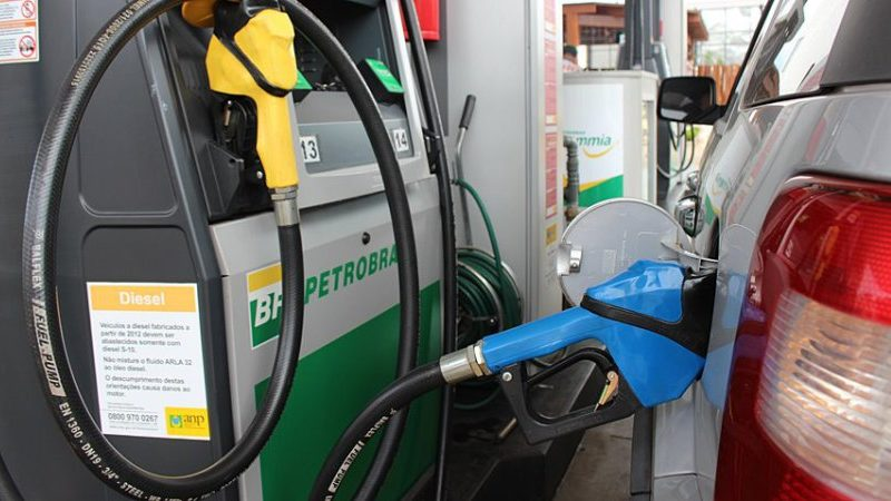 Petrobrás anuncia segundo aumento na gasolina e diesel em fevereiro
