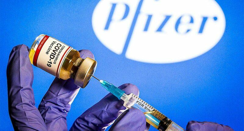 Redução do intervalo entre doses da Pfizer vale desde hoje, 15