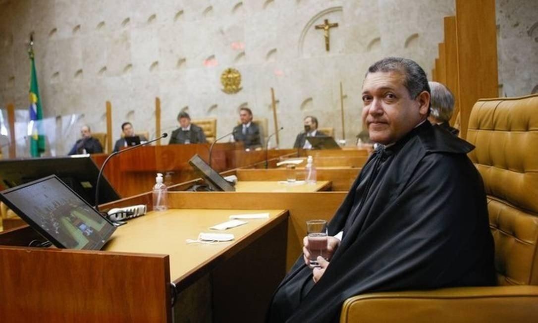 Nas mãos de ministro de Bolsonaro no STF futuro do presidente da Câmara