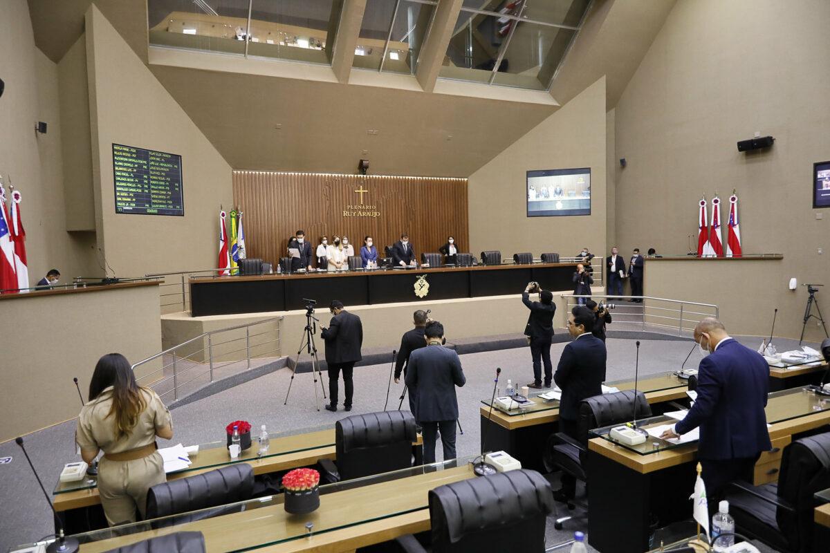 ALE-AM cria primeira fornada de leis do ano para a população amazonense