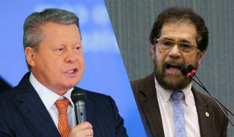 Tucanos Arthur Neto e Plínio não se bicam no caso envolvendo Lula