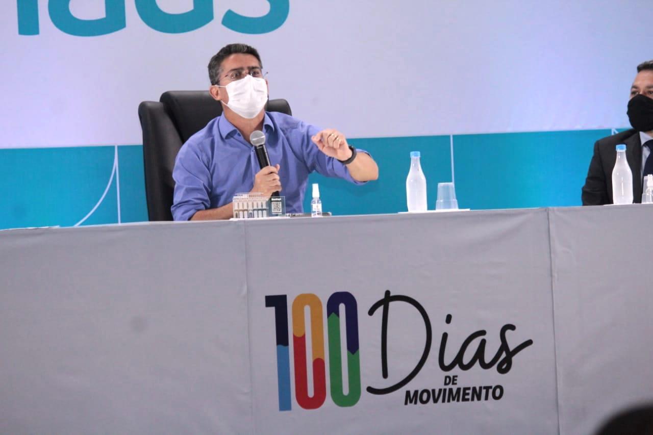 David Almeida é aconselhado a evitar CPI da covid