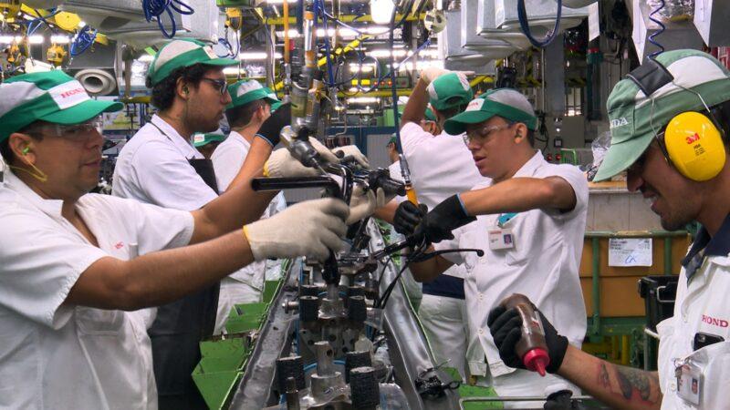 Motocicletas do Amazonas para EUA têm alta de 141% em um ano