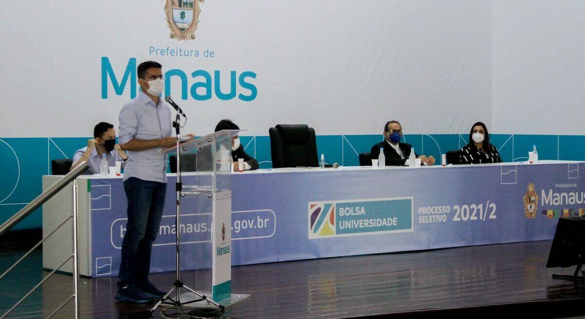 Almeida lança Bolsa Universidade com recorde de vagas integrais