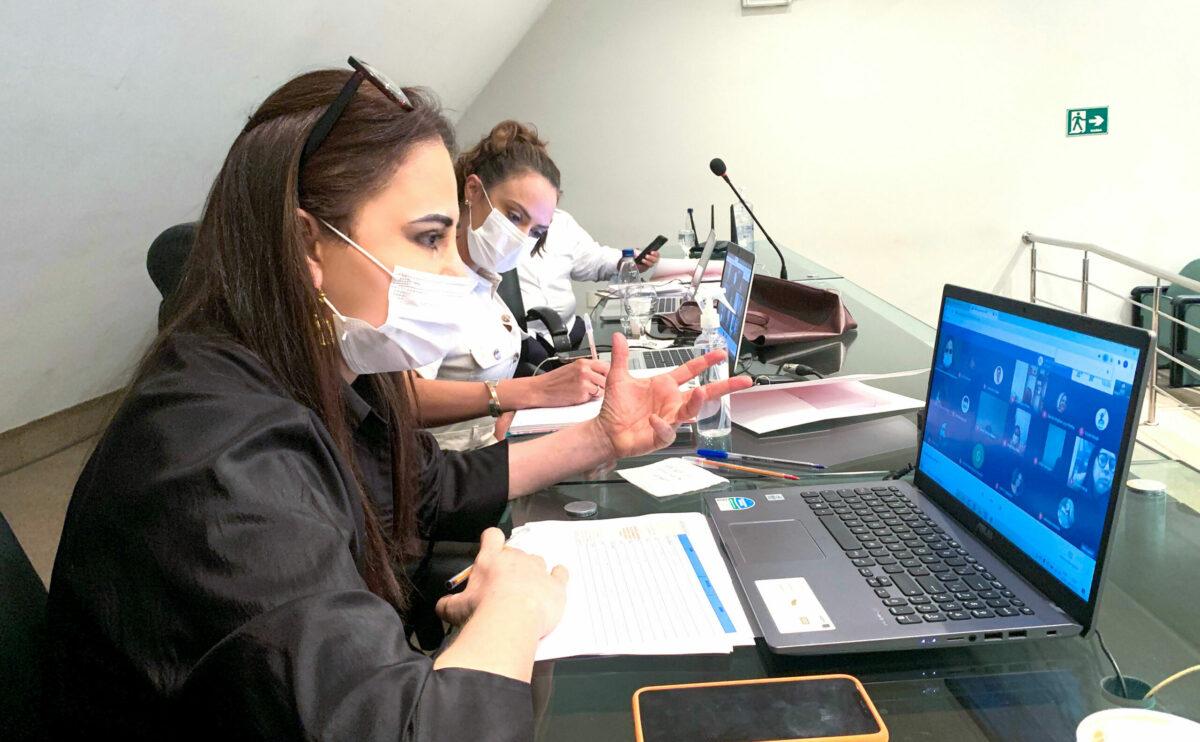 Deputada inicia implantação de centro para crianças e adolescentes
