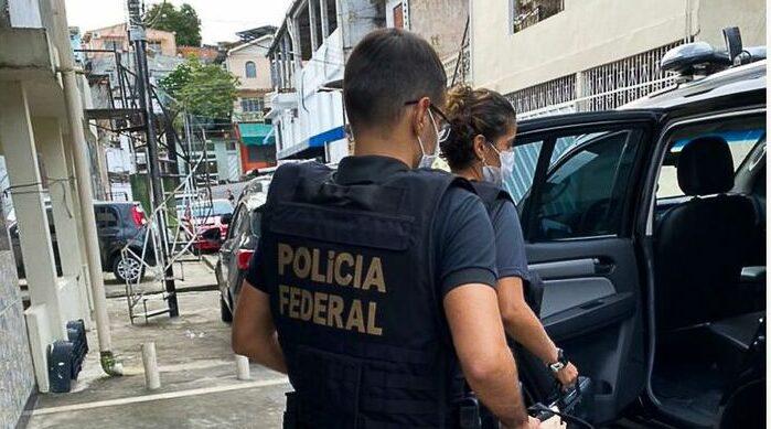 PF prende suspeito de fraudar auxílio emergencial em Manaus