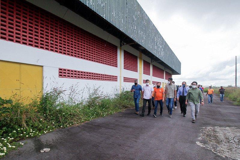 Prefeitura inicia ações conjuntas para o Microdistrito Industrial de Manaus