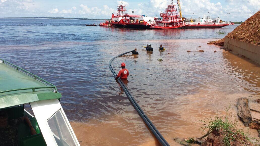 Amazônia Conectada amplia internet a cidades dos rios Negro e Solimões