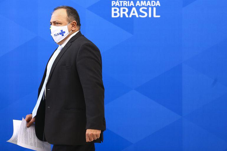 Depoimento de Pazuello tem nova data definida na CPI da covid