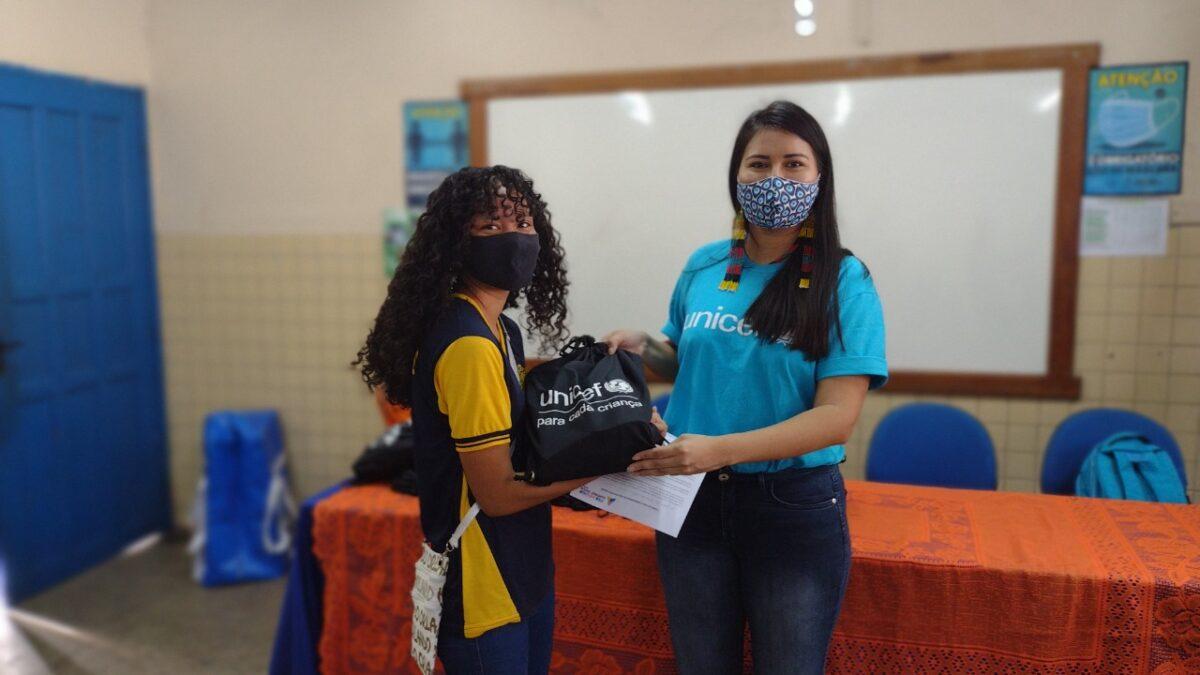 Unicef abre seleção projeto com crianças e adolescentes em Manaus