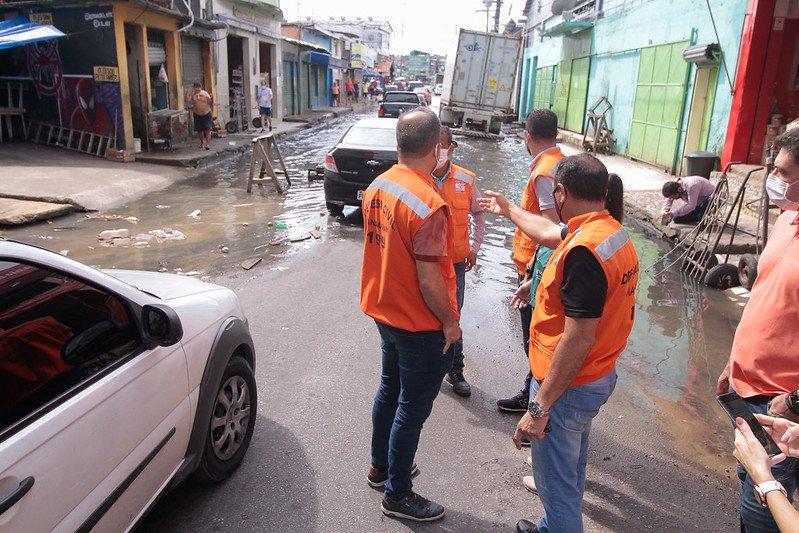 Prefeitura de Manaus monta comitê para atuar na 'operação Cheia'