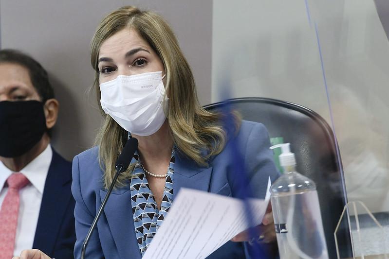 'Capitã Cloroquina' recebeu benefício indevido durante a pandemia