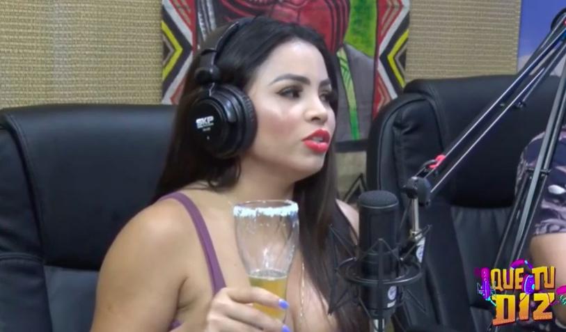 Rainha do Peladão capota na Ponta Negra, em Manaus, na madrugada