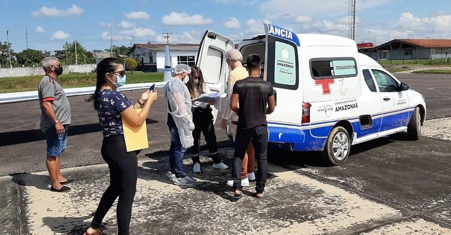 Eirunepé manda para Manaus paciente indígena com apoio do estado