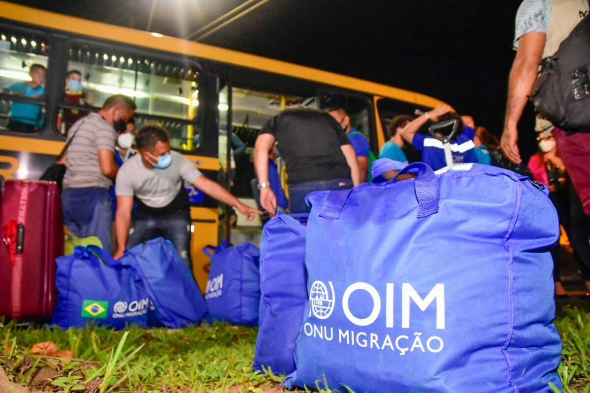 Governo do AM acolhe 89 venezuelanos desabrigados após forte chuva