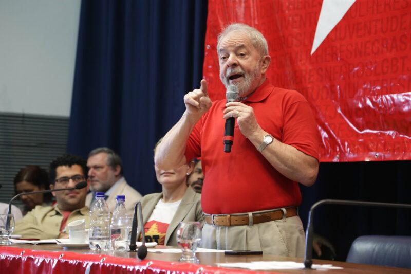 Lula se reúne com integrantes da bancada do Amazonas, em Brasília