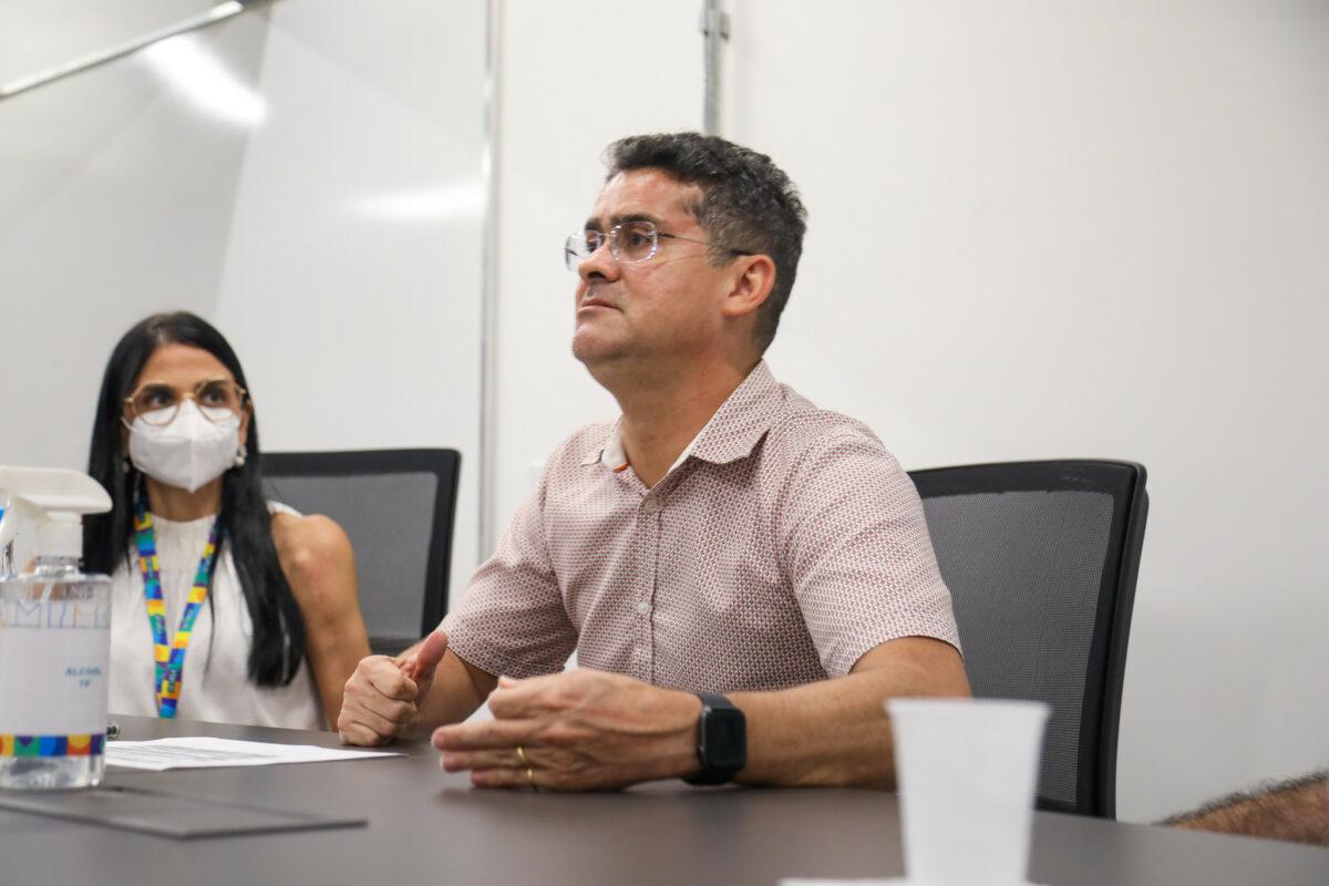 David Almeida se oferece para ir à CPI da Covid no Senado