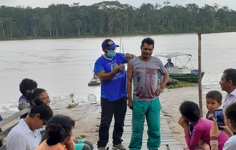 Prefeitura de Eirunepé segue firme na vacinação no baixo Juruá