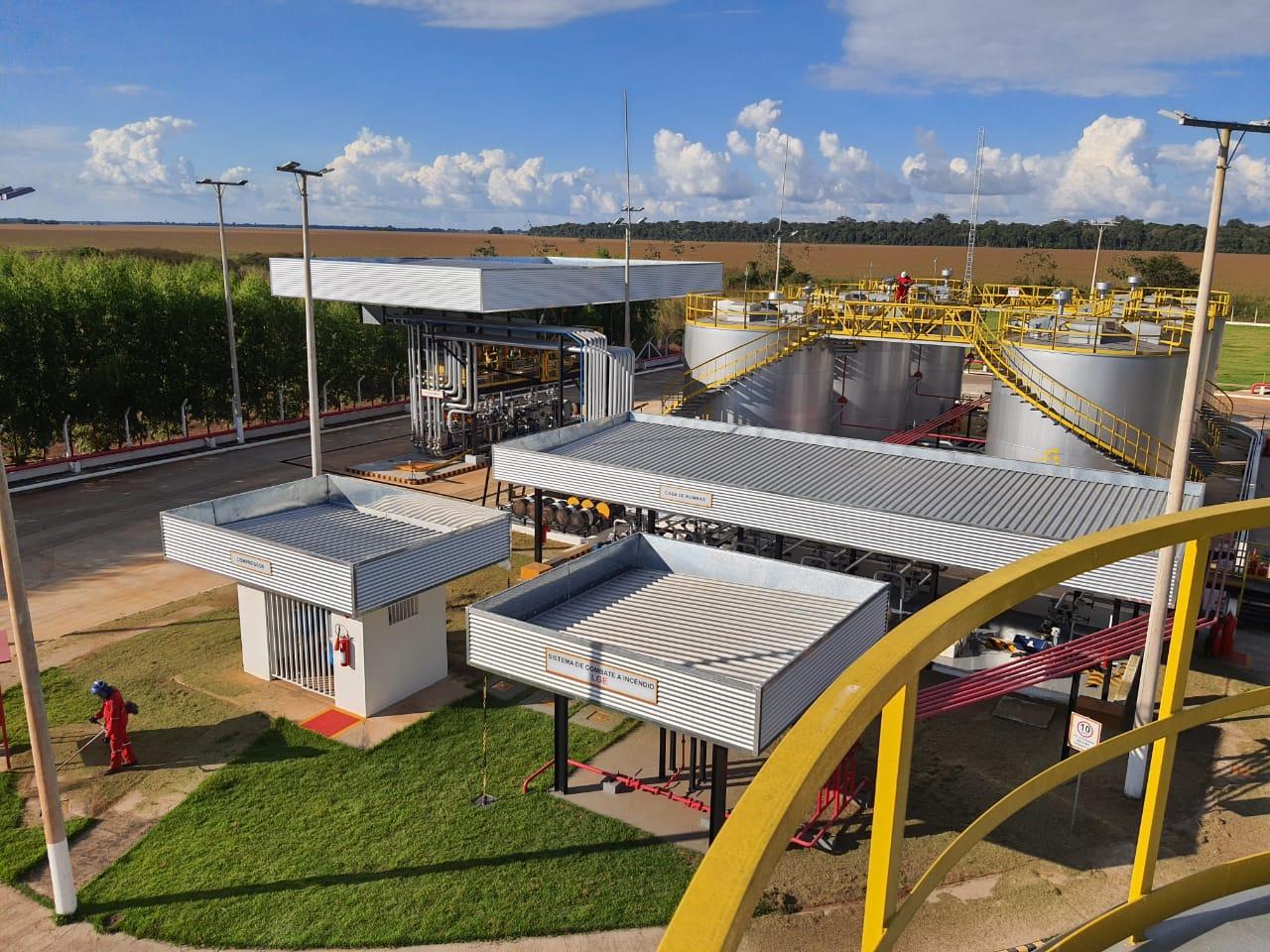 Distribuidora Atem expande atuação e inaugura base de combustível em Vilhena (RO)