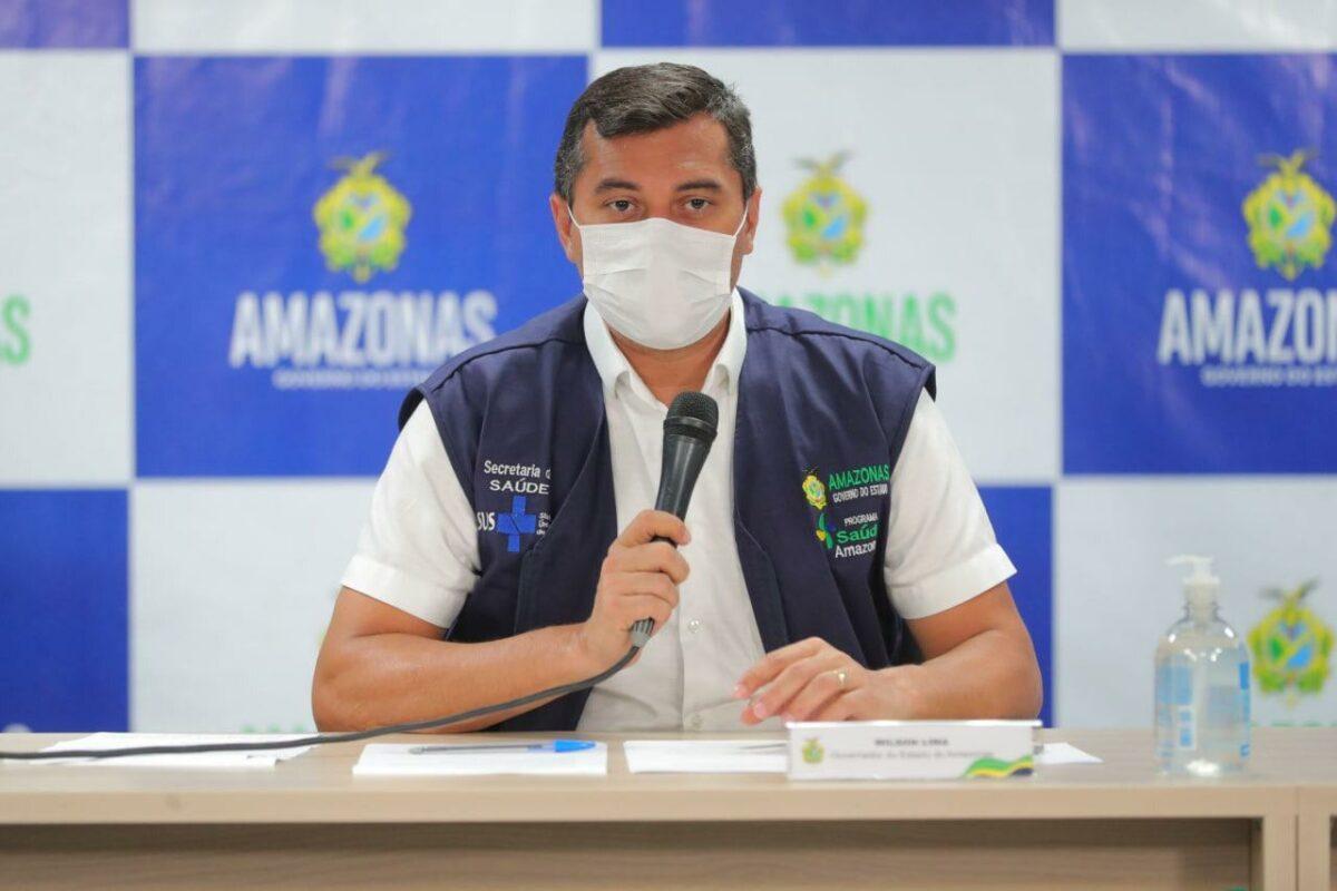 CPI da covid recorre ao STF para governador do Amazonas depor