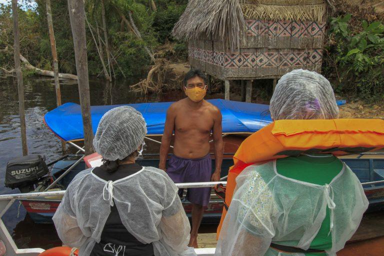 """Desova do """"tratamento precoce"""" em indígenas é alvo da CPI da covid"""