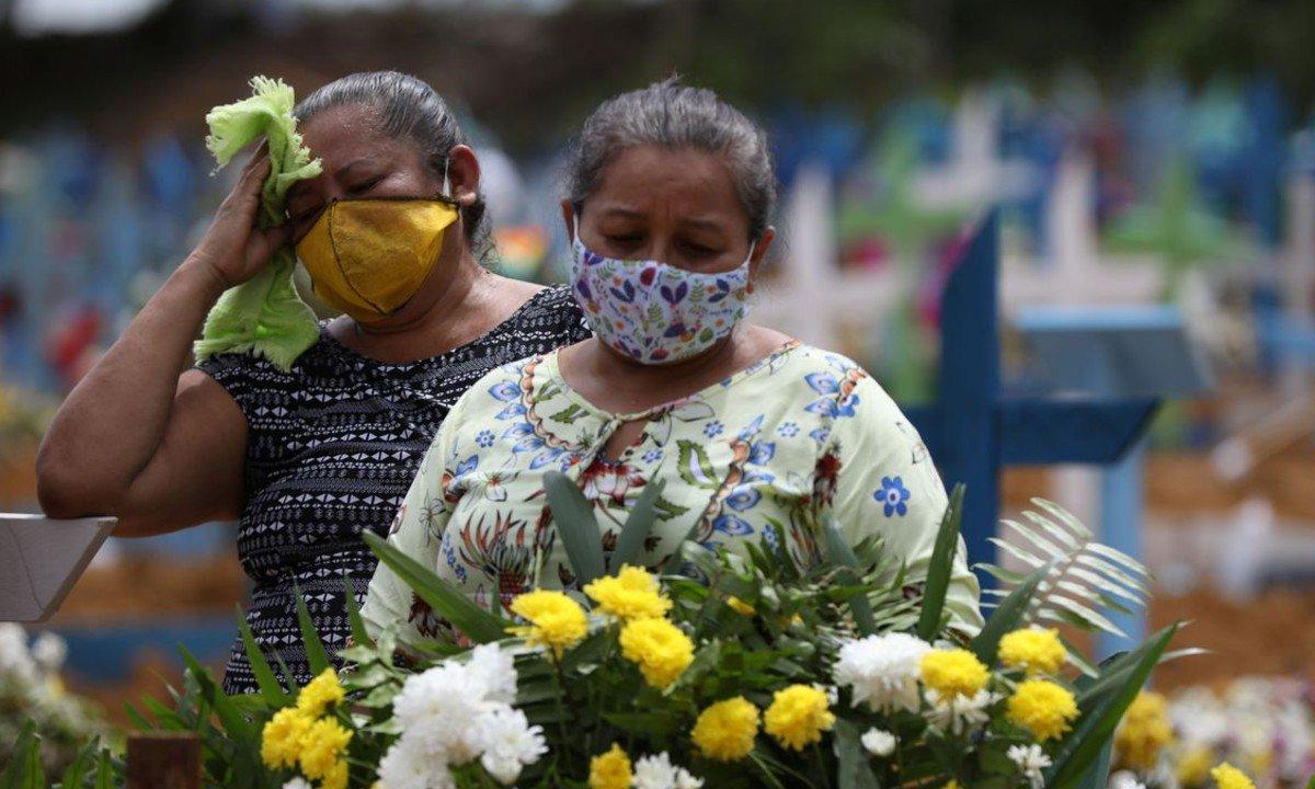Amazonas registra 410 novos casos de covid e 17 óbitos em 24 horas