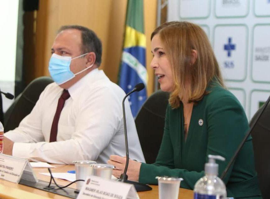 TCU mostra que Pazuello e 'Capitã Cloroquina' mentiram sobre TrateCov