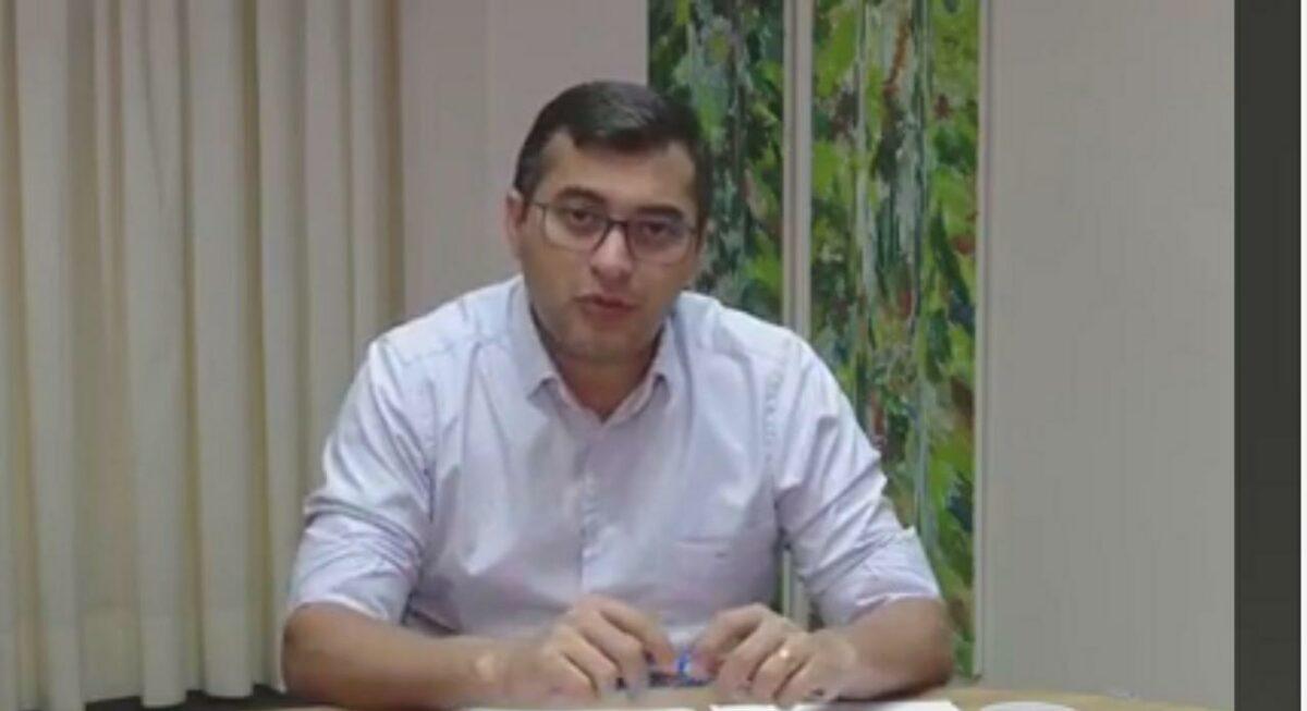 Wilson Lima diz que expectativa é vacinar profissionais de educação em breve