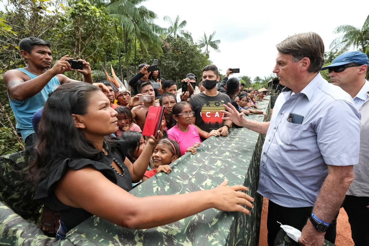 Brasileiro não confia no governo Bolsonaro para proteger Amazônia