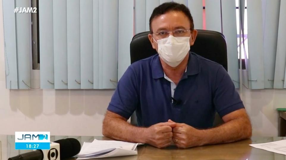 MP-AM espera prova do prefeito de Humaitá de que não aumentou salário