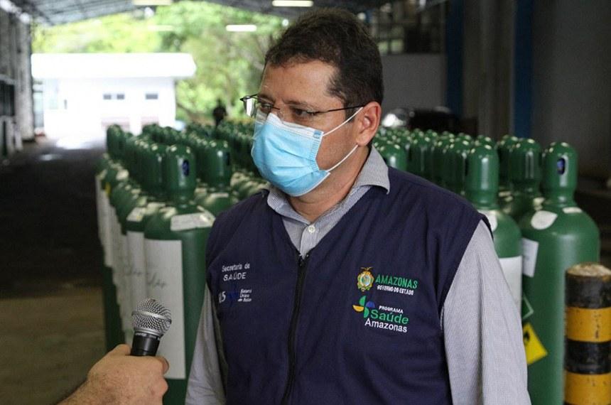 Ex-secretário de Saúde do Amazonas é bola da vez na CPI da covid