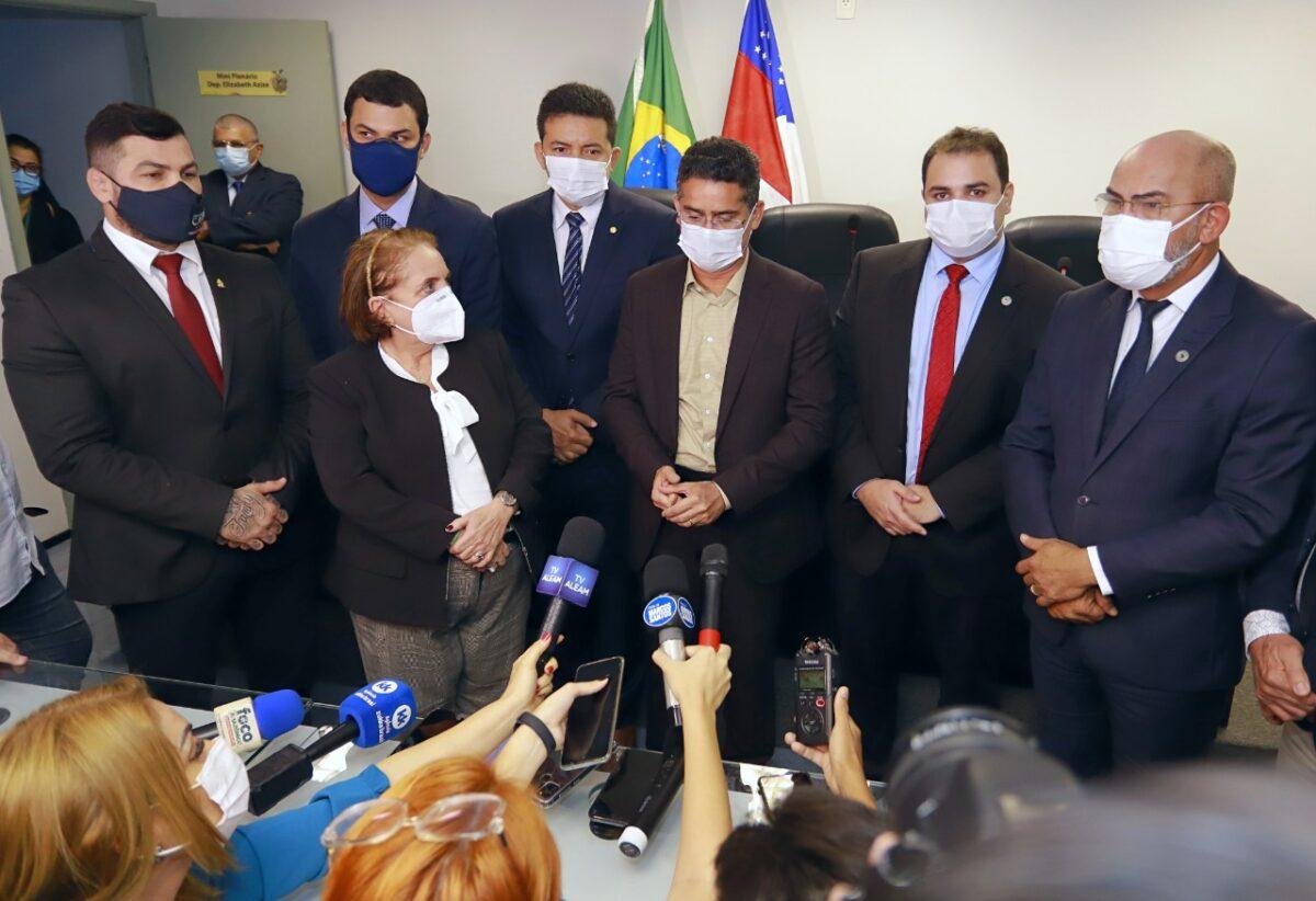 Prefeito vai à ALE-AM pedir apoio para armar guarda de Manaus