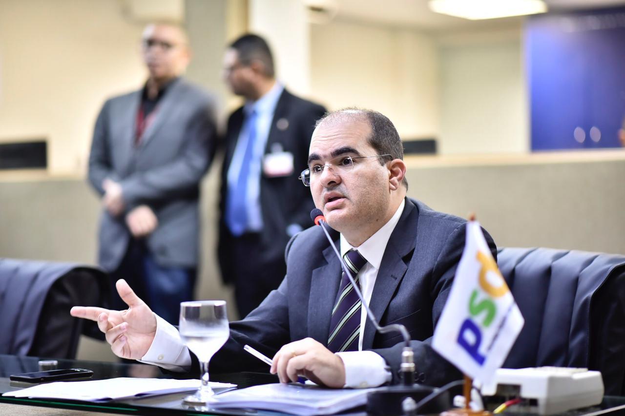 Comissão de Nicolau na ALE analisa gestão fiscal do Governo do Amazonas