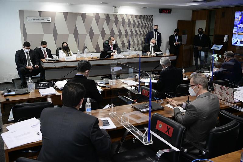 CPI quer TCU de cabeça em suposto esquema de propina na Saúde