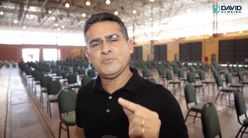 David Almeida aconselha: 'Em matéria de saúde, ouça a ciência'