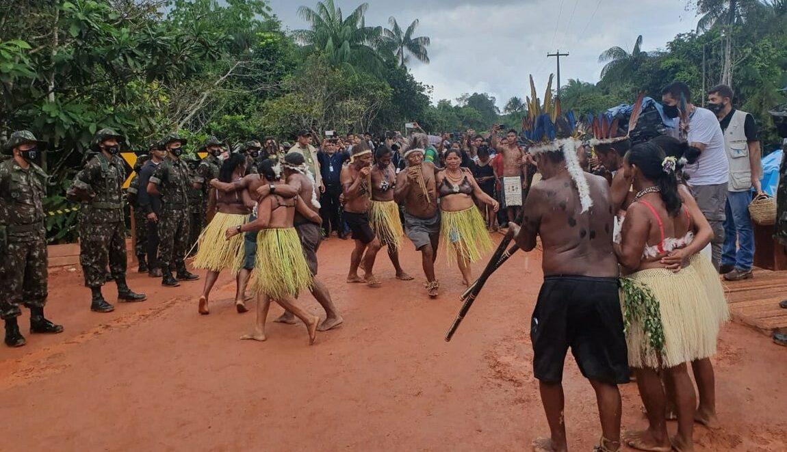 Parlamentares do AM ficam em sexto lugar em projetos indígenas