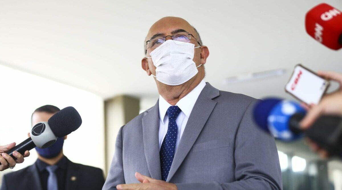 Ministro do MEC pede volta às aulas presenciais: 'Necessidade urgente'