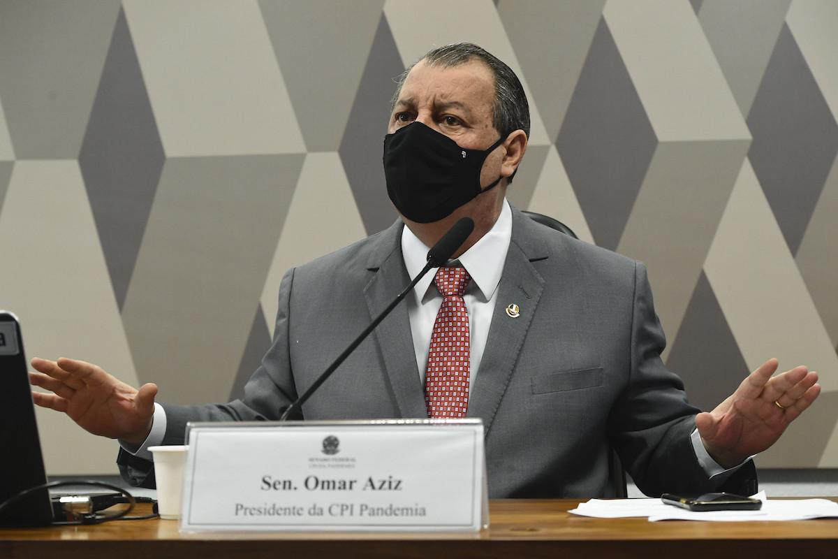 Presidente da CPI afirma que governo está atrasado no caso Covaxin