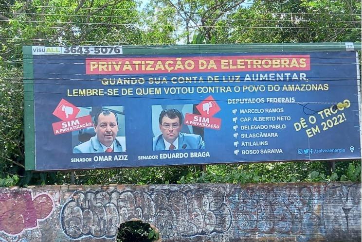 Eduardo Braga tem pedido liminar negado no TRE-AM