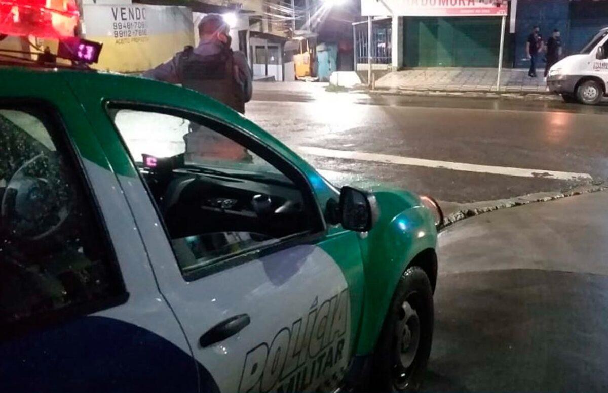 Preso por acaso, homem tinha no celular vídeo de execução de mototaxista