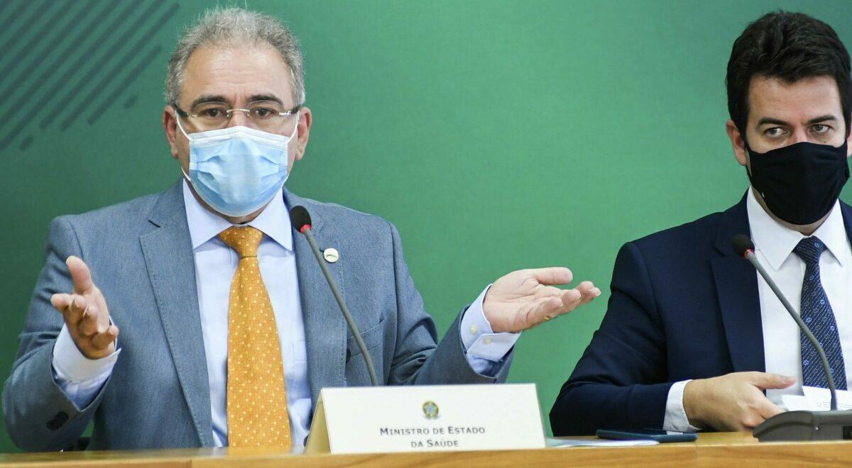 Amazonas receberá doses extras de vacina por ser de fronteira