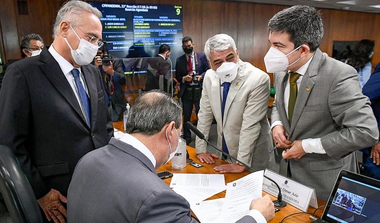 Em recesso, CPI continua trabalhos com análise de documentos