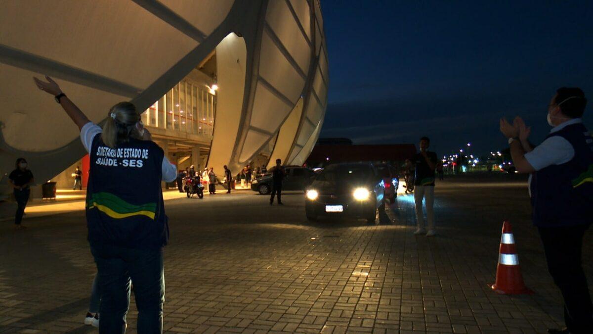 Mutirão vacinou mais de 30 mil pessoas em quase 10 horas