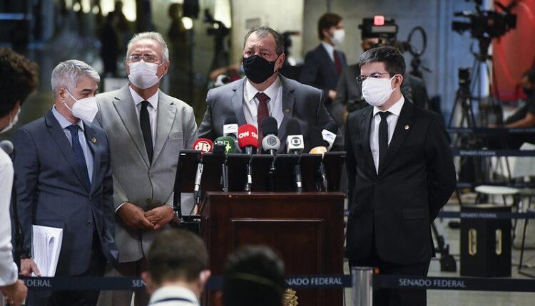 CPI desiste de Queiroga e mira coordenador de estudo do 'kit covid'